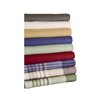 Wildon Home ® Winter Nights 4 Piece Cotton Flannel Sheet Set