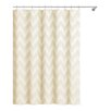DR International Maia Ikat Shower Curtain