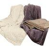 Madison Park Elegance Plush Cotton Throw