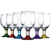 Home Essentials and Beyond 12 Oz. All Purpose Glass (Set of 6)