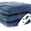 Biddeford Blankets Fleece Heated Throw Blanket