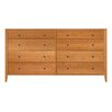 Copeland Furniture Dominion 8 Drawer Dresser