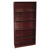 "Hazelwood Home 71.7"" Bookcase"