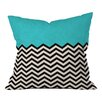 DENY Designs Bianca Green Indoor/Outdoor Throw Pillow
