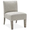 DHI Palomar Slipper Chair in Stone II