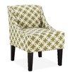 DHI Prescott Slipper Chair in Green