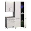 Ulti-MATE Ulti-MATE Storage 7' H x 5' W x 2' D 3 Piece Starter Storage System