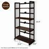 """Furinno Pine 46.85"""" Bookcase"""