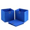 <strong>Laci Multipurpose Foldable Soft Storage Bins (Set of 3)</strong> by Furinno
