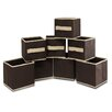 <strong>Furinno</strong> Laci Foldable Storage Drawer (Set of 4)