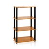 Furinno Ultra 4-Tier Shelf