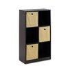 """Furinno Econ 36.5"""" Storage Bookcase"""