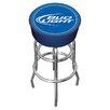 "Trademark Global 30"" Bud Light Bar Stool with Cushion"