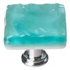 "<strong>Glacier 1.25"" Square Knob</strong> by Sietto"