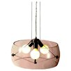 dCOR design Asteroids 3 Light Ceiling Lamp