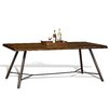 Sarreid Ltd Arts and Crafts Dining Table