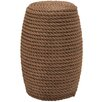 Woodland Imports Coppice Roped Stool