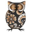 <strong>Fusion Style Owl Figurine</strong> by Woodland Imports