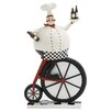 <strong>Woodland Imports</strong> Polystone Chef Figurine