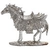 <strong>Woodland Imports</strong> Classic Horse Table Decor Statue