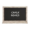 Woodland Imports Attractive 2' x 3.25' Chalkboard