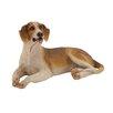 Woodland Imports Shaded Polystone Dog
