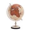 Woodland Imports The Great Metal World Globe