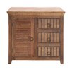 <strong>Woodland Imports</strong> The Lovely Wood 3 Drawer Cabinet