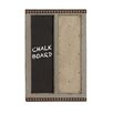 Woodland Imports Classy Styled Memo Chalkboard