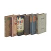 <strong>Woodland Imports</strong> 6 Piece Unique and Adorable Book Boxes Set