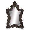 Woodland Imports Brooding Wood Wall Mirror