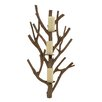 Woodland Imports Wood / Metal Candelabra