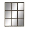 Woodland Imports Perfect Metal Wall Mirror