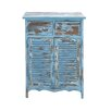 Woodland Imports Rural Wood Cabinet