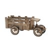 <strong>Artistic Wood Tractor Planter</strong> by Woodland Imports
