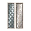 <strong>Wood Mirror Panel (Set of 2)</strong> by Woodland Imports