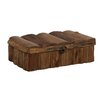 Woodland Imports Classy and Trendy Wooden Box