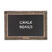 Woodland Imports Impressive Chalkboard