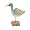 Woodland Imports The Lovely Polystone Sea Bird Figurine On Stand