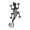 <strong>Woodland Imports</strong> Unique and Attractive Gecko Home Decor
