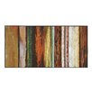 Woodland Imports Deep Graphic Art on Canvas
