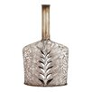 <strong>Alluring Styled Unique Metal Vase</strong> by Woodland Imports