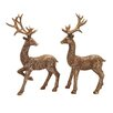 <strong>2 Piece Reindeer Friend Set</strong> by Woodland Imports