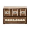 Woodland Imports Unmissable and Cool Wood Box with Drawer