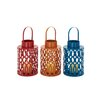 <strong>Grandly Appealing Metal Lantern (Set of 3)</strong> by Woodland Imports