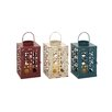 <strong>Impressive Metal Lantern (Set of 3)</strong> by Woodland Imports