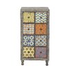 <strong>Wood 8 Drawer Chest</strong> by Woodland Imports