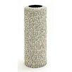 Woodland Imports Wood Sea Shell Vase