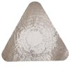 Woodland Imports The Amazing Stainless Steel Platter Wall Décor