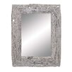 Woodland Imports Oblong Wall Mirror